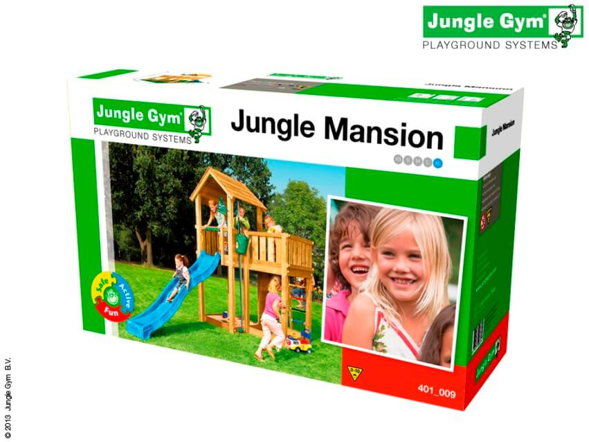 kit jungle gym mansion