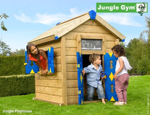Casetta gioco  Jungle PLAYHOUSE_mybricoshop