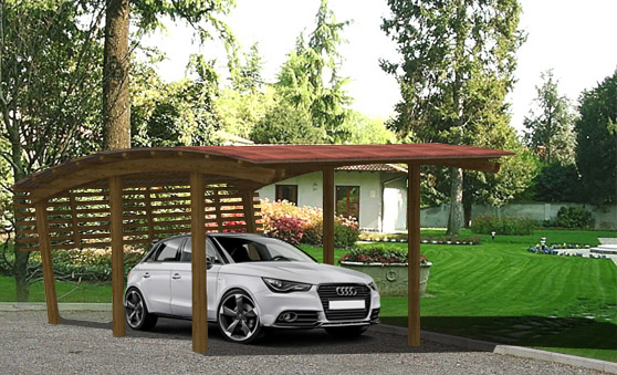 Covercar- Carport Wave a misura__product