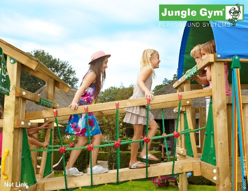 Modulo NET LINK Jungle Gym estensione torrette gioco_mybricoshop