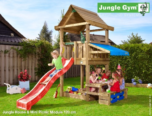 Modulo MINI PICNIC Jungle Gym per torrette gioco_mybricoshop