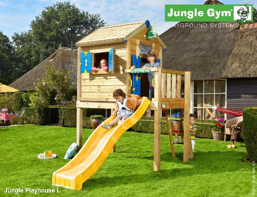 Jungle PLAYHOUSE L_Jungle-Gym-mybricoshop