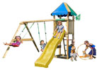 Torretta  gioco Cirque swing Jungle Gym con scivolo_mybricoshop