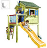 Jungle PLAYHOUSE L_Jungle Gym in vendita online da mybricoshop
