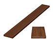listone decking Teak in vendita online da Mybricoshop