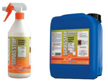 Detergente Professionale Sgrass Stop_product