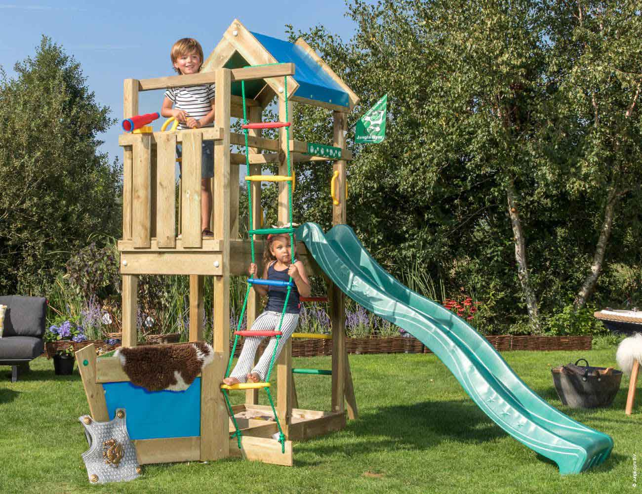 Torretta gioco Viking-scivolo_mybricoshop-jungle-gym-